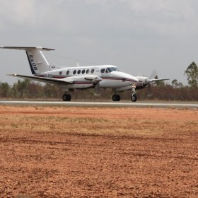 Weipa airport runway maintenance 2